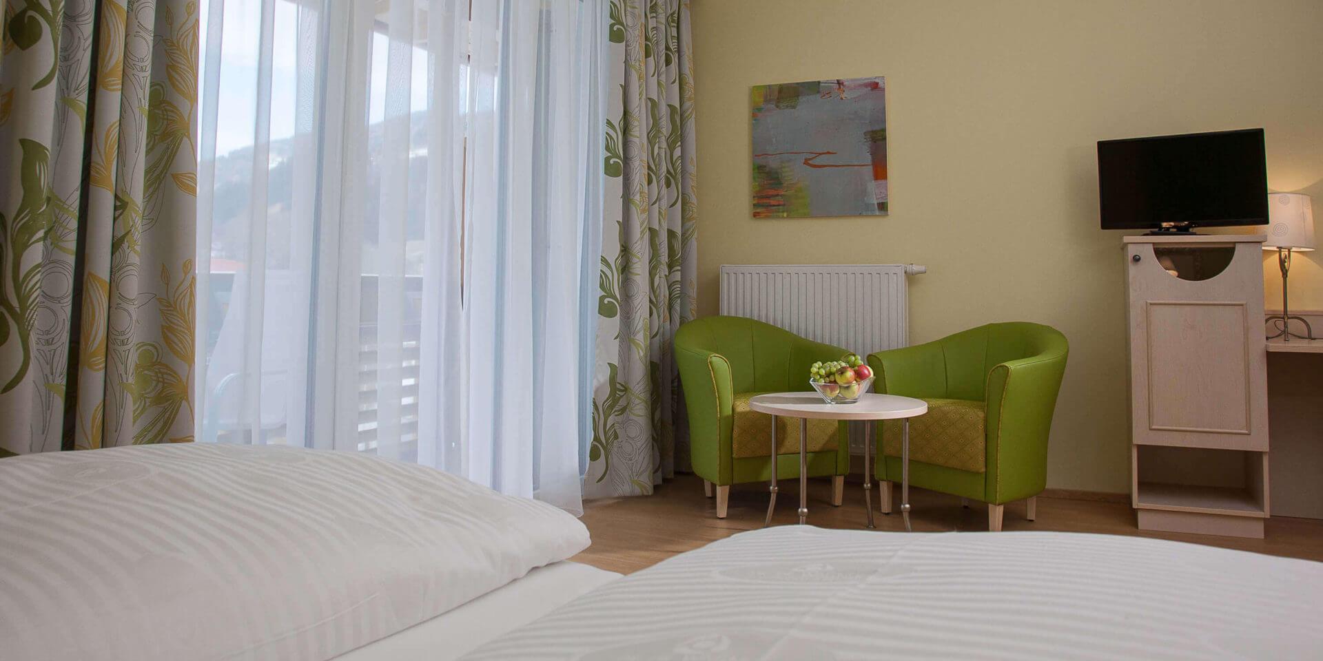 OptimaMed Weissenbach Zimmer